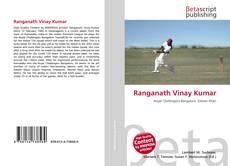 Couverture de Ranganath Vinay Kumar