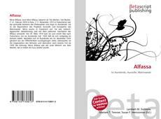 Capa do livro de Alfassa