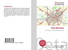 Bookcover of Vila Mariana
