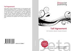 Bookcover of Taif Agreement