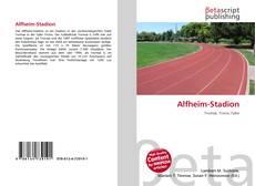 Bookcover of Alfheim-Stadion