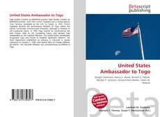 United States Ambassador to Togo的封面