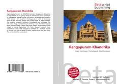 Rangapuram Khandrika的封面