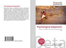 Обложка Psychological Adaptation