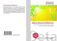 Bookcover of Alfons-Reimund Billmann