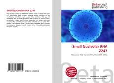 Couverture de Small Nucleolar RNA Z247