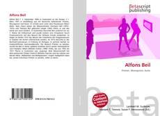 Bookcover of Alfons Beil
