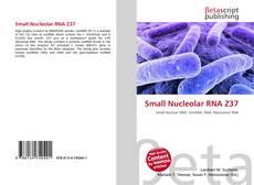 Couverture de Small Nucleolar RNA Z37