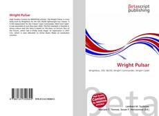Capa do livro de Wright Pulsar
