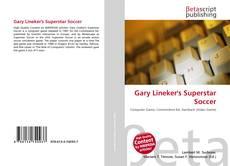 Gary Lineker's Superstar Soccer kitap kapağı