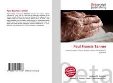Buchcover von Paul Francis Tanner