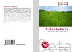 Bookcover of Psyllium Seed Husks