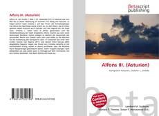 Bookcover of Alfons III. (Asturien)