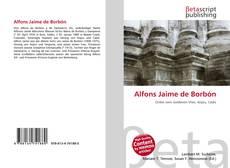 Buchcover von Alfons Jaime de Borbón