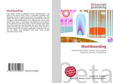 Bookcover of Washboarding