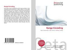Range Encoding kitap kapağı