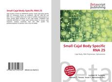 Small Cajal Body Specific RNA 25 kitap kapağı