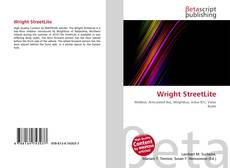 Bookcover of Wright StreetLite