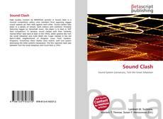 Sound Clash的封面