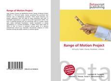 Capa do livro de Range of Motion Project