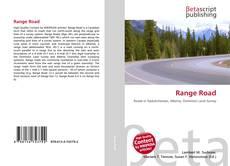Bookcover of Range Road