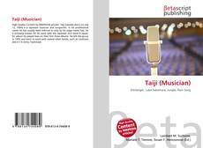 Portada del libro de Taiji (Musician)
