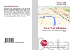 Buchcover von Vila de São Sebastião