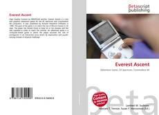 Everest Ascent kitap kapağı