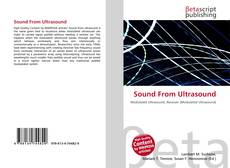 Copertina di Sound From Ultrasound