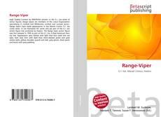 Capa do livro de Range-Viper