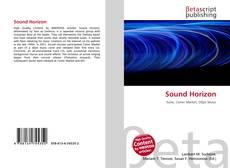 Обложка Sound Horizon