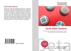 Portada del libro de Earth Orbit Stations