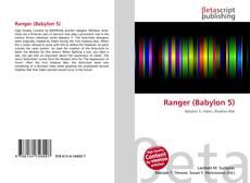 Bookcover of Ranger (Babylon 5)