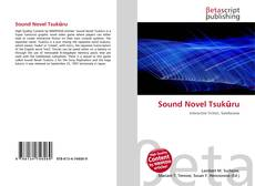 Sound Novel Tsukūru的封面