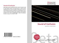 Bookcover of Sound of Confusion