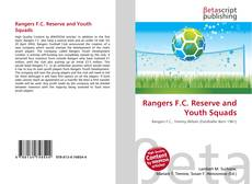 Buchcover von Rangers F.C. Reserve and Youth Squads