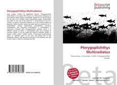 Buchcover von Pterygoplichthys Multiradiatus