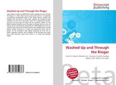 Portada del libro de Washed Up and Through the Ringer