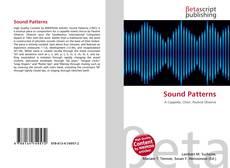 Portada del libro de Sound Patterns