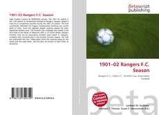 Обложка 1901–02 Rangers F.C. Season