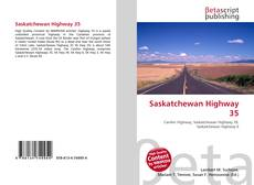 Bookcover of Saskatchewan Highway 35