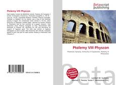 Bookcover of Ptolemy VIII Physcon