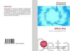 Alfons Kist kitap kapağı