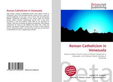 Borítókép a  Roman Catholicism in Venezuela - hoz