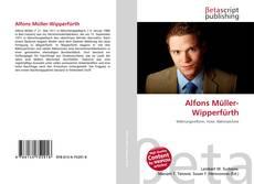 Buchcover von Alfons Müller-Wipperfürth