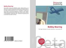 Bookcover of Bobby Bearing