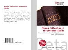 Обложка Roman Catholicism in the Solomon Islands