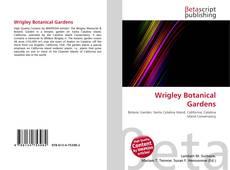 Wrigley Botanical Gardens的封面