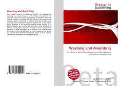 Couverture de Washing and Anointing