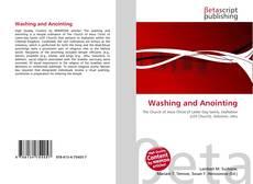 Capa do livro de Washing and Anointing